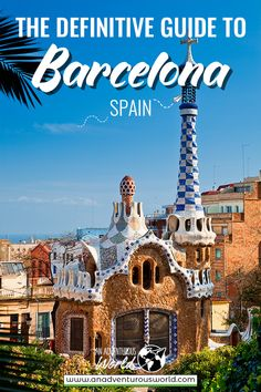 Looking for the perfect Barcelona itinerary? Then here's how to spend an amazing 3 days in Barcelona with some of the best things to do in the city! Spain Travel Guide, Europe Travel Tips, Travel Guides, Travel Destinations, Barcelona Guide, Barcelona Travel, Barcelona Spain, All Inclusive Family Resorts, European Destination