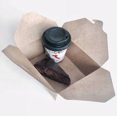 "121 Likes, 4 Comments - Gabriella Buzas (@epicstreetstyle) on Instagram: ""Teatime stuff ☕🍰 . ."" frei coffee cappuccino luxe dessert cake sweet box minimal"
