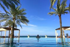 Things to do in Oman - stay at the Al Bustan Palace Hotel