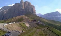 Italy - Passo Sella