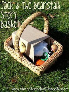 Story Telling Ideas! // The Imagination Tree