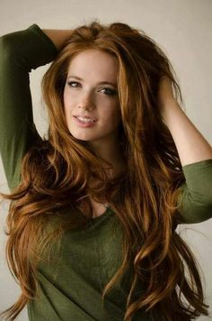 I Love Redheads, Hottest Redheads, Redheads Freckles, Red Hair Woman, Girls With Red Hair, Gorgeous Redhead, 2015 Hairstyles, Redhead Girl, Ginger Hair