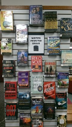 Authors from the grave! Library Work, Library Ideas, Professional Poster, Library Book Displays, Poster Maker, Keep Calm And Love, Display Ideas, Authors, Diy Projects