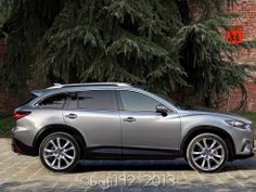 This is the 2015 Mazda CX-9