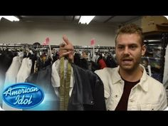 "This week, the American Idol styling team wanted to choose a more ""unexpected"" outfit for Lazaro Arbos. Watch to see how they got the look!"