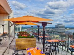 The 10 Best Rooftop Bars in the U.S. - Photos
