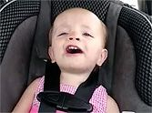 Sweet Baby Girl Sings Her Heart Out to Elvis in the Car - ADORABLE!