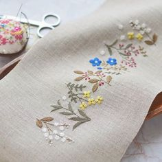 I will make bags now! . 今からバッグに仕立てまーす! #刺繍 #embroidery