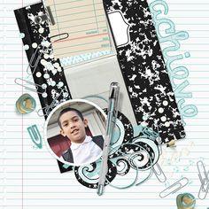 School Basics 2 Collection Super Mini Digital Scrapbooking Kit by Amanda Fraijo-Tobin | ScrapGirls.com