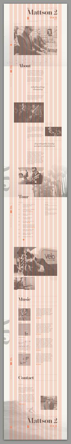 Thomas Le Corre on Behance Book Design Layout, Print Layout, Web Layout, Web Grid, Grid Design, Ux Design, Creative Design, Design Trends, Grid Layouts