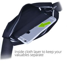"""Waist Pack, Smarco Adjustable and Touchscreen Running Belt for iPhone6, iPod, Keys, Cash and Credit Cards - Ideal for Jogging, Gym, Running, Workout, Hiking or Other Sports-(Two Size 4.7""""and 5.5"""") Fitness Accessories, Workout Accessories, Running Belt, Bank Card, Iphone6, Waist Pack, Credit Cards, Outdoor Activities, Sling Backpack"""
