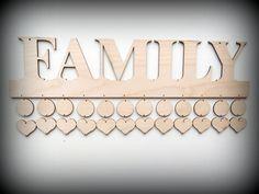 Family Celebration board, Birthday Calendar, Important dates by FECOsCreations on Etsy