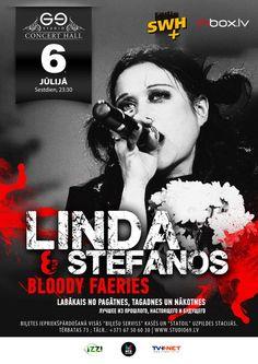 Bloody Faeries STEFANOS KORKOLIS & Linda Geyman
