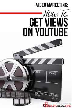 Video Marketing on YouTube. How to get more views on your videos http://basicblogtips.com/marketing-youtube-videos.html
