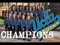 UCLA 2018 NCAA NATIONAL CHAMPIONS!
