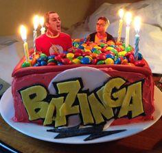 This shall be Jon's birthday cake this year!