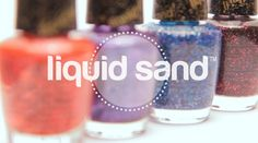 """From L to R: """"The Impossible,"""" """"Can't Let Go,"""" """"Get Your Number,"""" & """"Stay The Night"""" #LiquidSand"""