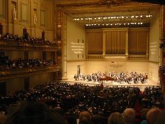 boston symphony hall - Google Search