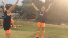 Hurricanes Super Rugby star TJ Perenara pulls off 'ridiculous' kick - http://www.baindaily.com/hurricanes-super-rugby-star-tj-perenara-pulls-off-ridiculous-kick/