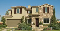 The main color is Ecru by Sherwin Williams, the Trim is Burlap, and the Accent color is Polished Mahogany.