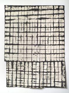 "#caroline_burton(re)frame1_64""hx47""w#pigment#canvas#thread Textiles, Architecture, Canvas, Art, Arquitetura, Tela, Art Background, Kunst, Canvases"