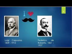 Il Verismo (Giovanni Verga, Luigi Capuana, Grazia Deledda, Ulisse Tanganelli, ecc).  #leggere #scrivere #libri #letteratura #cultura