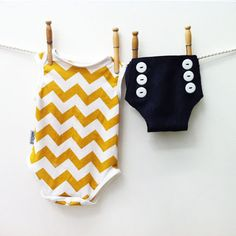 Spring Onesie and Sailor Bloomer Set  2 Piece Set by mabelretro, $50.00