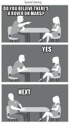 Be sure not to date a globetard