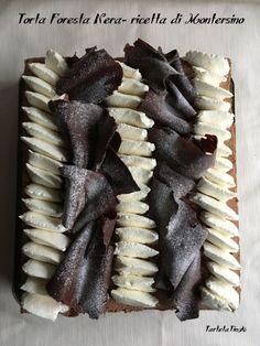 Torta Foresta Nera - ricetta di Montersino