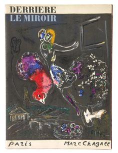 1000 images about derriere le miroir on pinterest for Chagall derriere le miroir