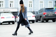 Mercedes-Benz Fashion Week Russia Street Style - The Best Street ...