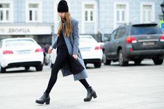 Mercedes-Benz Fashion Week Russia Street Style - The Best Street ...