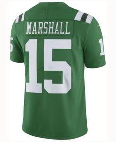 Nike Men s Brandon Marshall New York Jets Limited Color Rush Jersey - Green  XL Brandon Marshall 283ba8332
