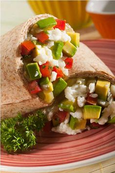Avocado-Breakfast-Wrap