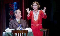 Kevin Whately (Herbie) and Imelda Staunton (Rose) in Gypsy Inspector Lewis, Inspector Morse, Theatre Geek, Theatre Stage, Theater, Kevin Whately, Jonathan Kent, Gypsy Rose Lee, Imelda Staunton