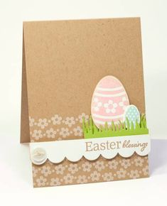 Easter blessings by Lisa Lisa - Cards and Paper Crafts at Splitcoaststampers