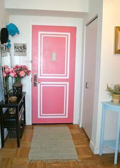 como pintar uma porta 3/3