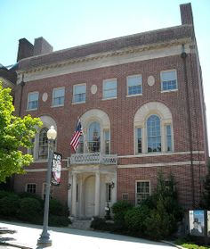Woodrow Wilson House - now a presidential library and museum in Staunton VA.