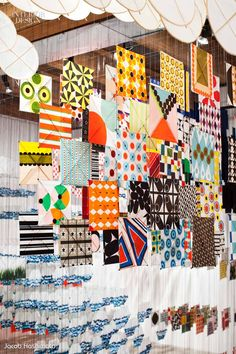 3D Kite Installation....WOW!!!!!!!!!!! by Jacob Hashimoto