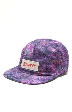 Altamont Fungi Camp 5 Panel Hat at PacSun.com