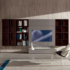 N. C. Smartwall | Wall storage systems | Acerbis