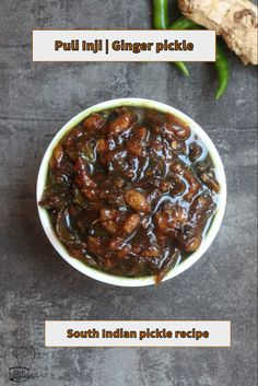 Best Indian Recipes, Amazing Recipes, Indian Pickle Recipe, Ginger Chutney, Modern Food, Fusion Food, Chutney Recipes, Recipe Collection, Food Hacks