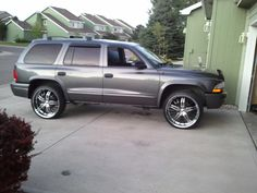 1998 dodge durango customized | cdub80's 2003 Dodge Durango