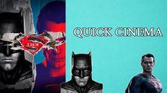 Quick Cinema | Выпуск 11 - Бэтмен против Супермена: На заре справедливости
