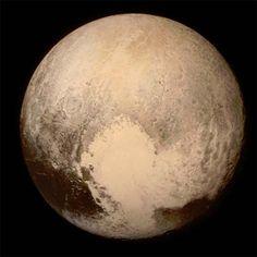 NASA's Pluto success: the last planet falls.