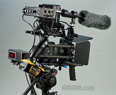 "the ""man camera"" – DSLR video rig"
