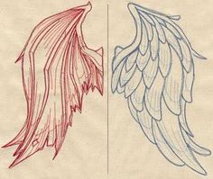 Wings Divided (Wing Pair)_image