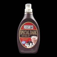 Going to have some of this in my coffee in the morning along with some whipped cream. My Coffee, Morning Coffee, Hershey Syrup, Sauce Bottle, Ketchup, Whipped Cream, Dark, Beautiful, Food