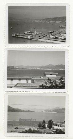 Hong Kong Sai Wan British RAF Base 1960 Vintage old Photographs China Chinese Raf Bases, Hong Kong, Photographs, Asia, British, Chinese, Vintage, Photos, Fotografie