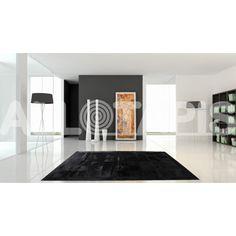 Tapis en cuir naturel noir avec relief Benidorm http://www.allotapis.com/tapis-de-salon/3046-tapis-en-cuir-naturel-noir-avec-relief-benidorm.html